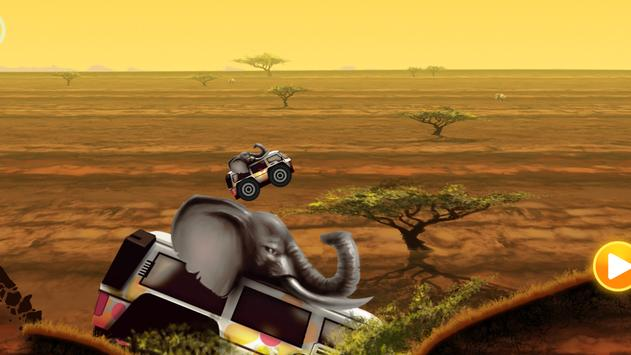 Fun Kid Racing - Safari Cars screenshot 10