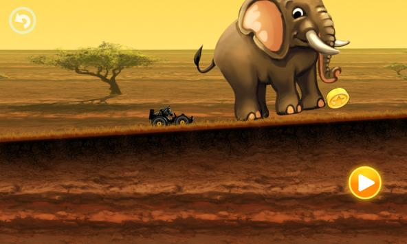 Fun Kid Racing - Safari Cars screenshot 1