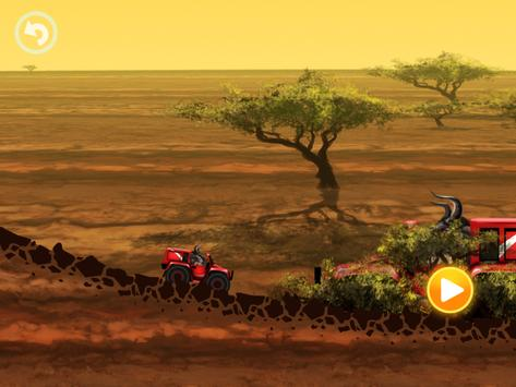 Fun Kid Racing - Safari Cars screenshot 20