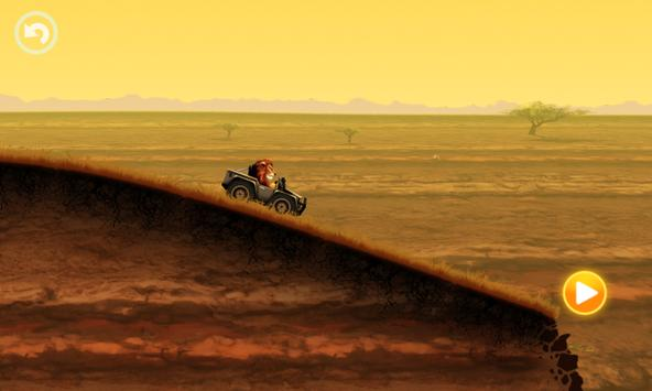 Fun Kid Racing - Safari Cars screenshot 2
