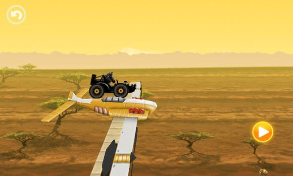 Fun Kid Racing - Safari Cars screenshot 4