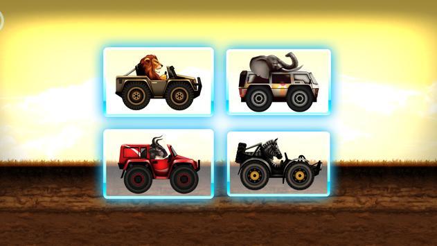 Fun Kid Racing - Safari Cars screenshot 7