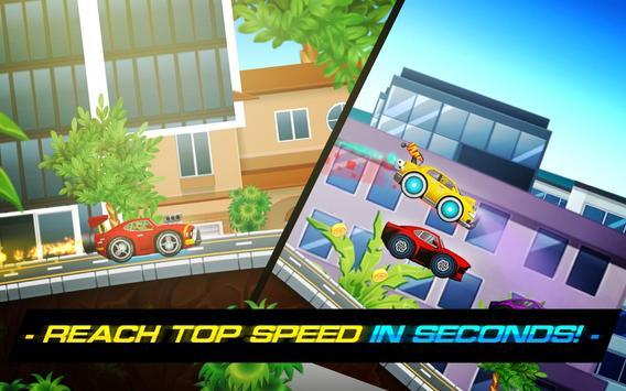 Sports Cars Racing: Chasing Cars on Miami Beach 截圖 12