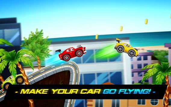 Sports Cars Racing: Chasing Cars on Miami Beach 截圖 18
