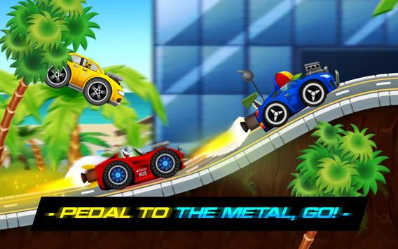 Sports Cars Racing: Chasing Cars on Miami Beach 截圖 21