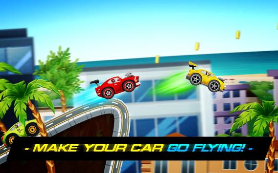 Sports Cars Racing: Chasing Cars on Miami Beach 截圖 2