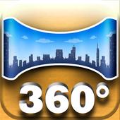 Panorama Camera 360 icon