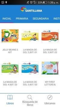 Mi Lista Santillana apk screenshot