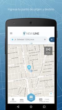 New Line screenshot 1