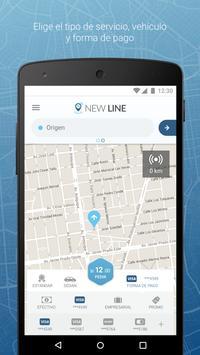 New Line screenshot 2