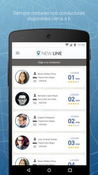 New Line screenshot 3