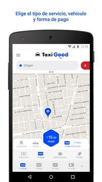 TaxiGood screenshot 2