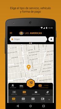 TaxiLasAméricas screenshot 1