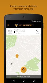 TaxiLasAmericasConductor screenshot 2