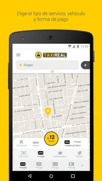 Taxi Real screenshot 2