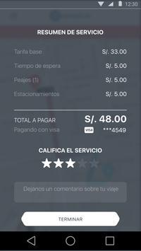 Taxi Seguro apk screenshot