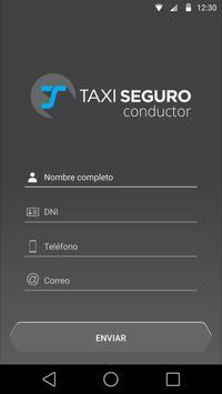 Taxi Seguro Conductor apk screenshot