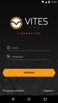 Vites - App Conductor poster