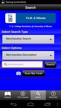 TIS @ Illinois On-The-Go screenshot 2