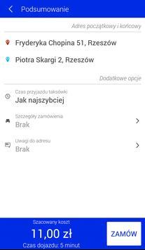 Radio Taxi 19 191 Rzeszów screenshot 2