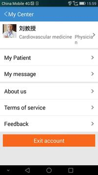 GluCare – for doctor apk screenshot