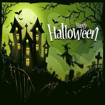 Halloween Fun Live Wallpapers poster