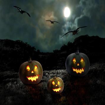 Halloween Fun Live Wallpapers screenshot 1