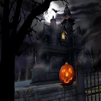 Halloween Live Wallpapers apk screenshot