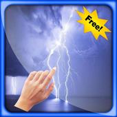 Lightning Great Live Wallpaper icon