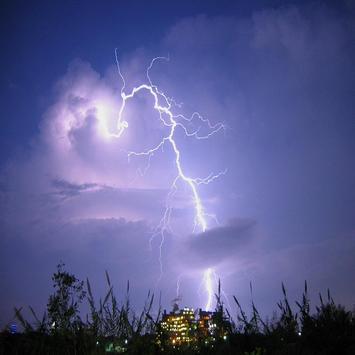 Lightning Great Live Wallpaper apk screenshot