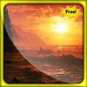 Sunset Sea Live Wallpapers icon
