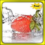 Water Fruits Wallpapers icon