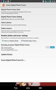 Smart Digital Photo Frame screenshot 1