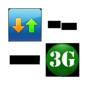 Galaxy 3G/4G Setting (ON/OFF) icon