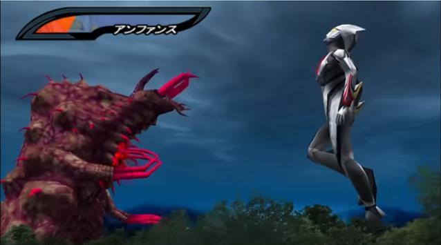 Tricks Game : Ultraman Nexus ! poster