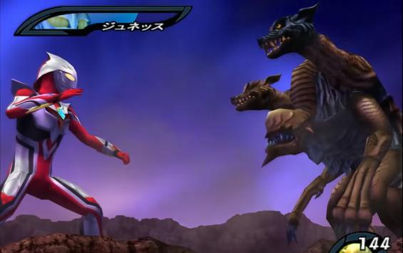 Tricks Game : Ultraman Nexus ! apk screenshot