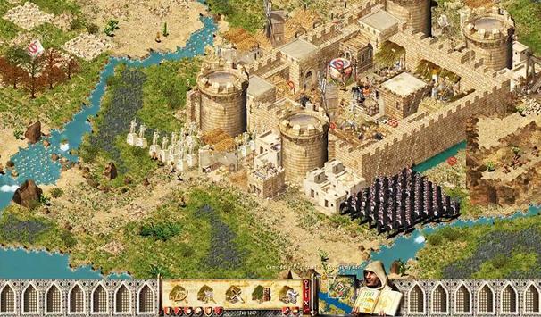 Stronghold Crusader Tricks and Tips apk screenshot