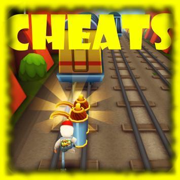 Cheats n Tips 4 Subway Surfer poster