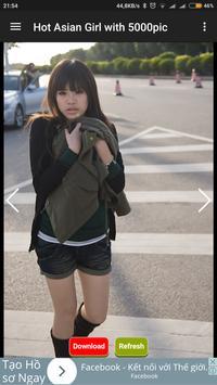 HOT ASIAN GIRL BEAUTIFULL apk screenshot