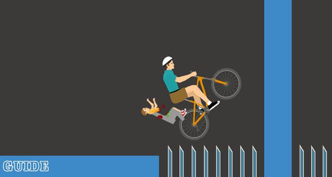 Guide For Happy Wheels poster