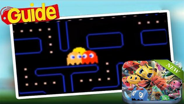 New Pac Man Tips apk screenshot
