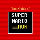 Tips Guide of Super Mario Run icon