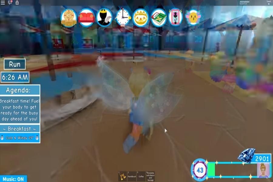 Tips Fairies Mermaids Winx High School Roblox Pour Android