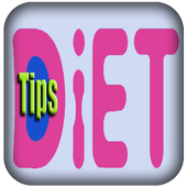 Tips dan menu Diet icon
