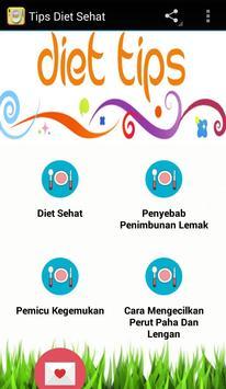 Tips Diet Sehat Lengkap poster