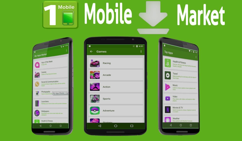 Pro Mobile1 Market Free Tips الملصق