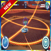 Game Beyblade Burst  Battle New Tips icon