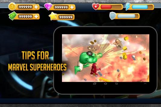 Tips LEGO MARVEL super heroes APK Download - Free Books ...