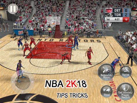 Tips for NBA 2K18 screenshot 1
