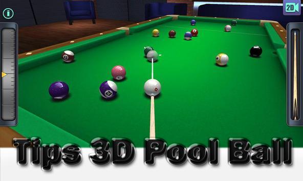 Tips 3D Pool Ball apk screenshot